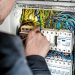 electrician pat testing dave casey